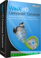 WinX HD Camcorder Video Converter discount coupon