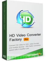 cheap HD Video Converter Factory Pro (3PCs)