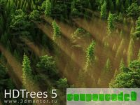 HDTrees 5 for 3ds Max discount coupon