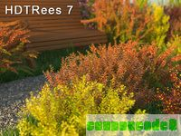 HDTrees 7 for 3ds Max discount coupon