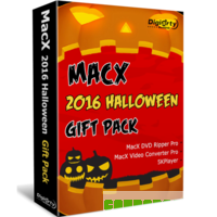 MacX Halloween Gift Pack discount coupon