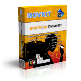 Movkit iPod Video Converter discount coupon