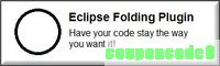 Eclipse Folding Plugin Personal discount coupon