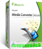 iSkysoft iMedia Converter Deluxe for Mac discount coupon