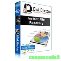 Disk Doctors Instant File Recovery discount coupon