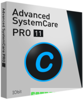 IObit Advanced SystemCare PRO Version 12 (1-Year 3-PC) at USD$18.99 discount coupon