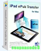 Aiseesoft iPad ePub Transfer for Mac discount coupon