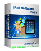 Aiseesoft iPad Software Pack discount coupon