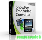 SnowFox iPad Video Converter for Mac discount coupon