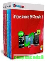 Backuptrans iPhone Android SMS Transfer + (Personal Edition) discount coupon