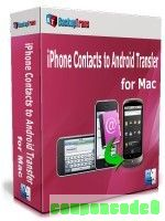 Backuptrans iPhone Contacts Backup & Restore for Mac (Personal Edition) discount coupon