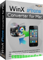 cheap WinX iPhone Converter for Mac