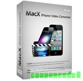 MacX iPhone Video Converter discount coupon