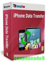 Backuptrans iPhone Data Transfer (Personal Edition) discount coupon