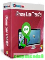 Backuptrans iPhone Line Transfer (Personal Edition) discount coupon