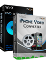 WinX iPhone Converter Pack (Holiday Discount) discount coupon