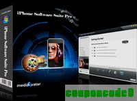 mediAvatar iPhone Software Suite Pro discount coupon