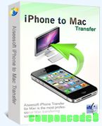 Aiseesoft iPhone to Mac Transfer discount coupon