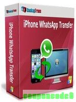 cheap Backuptrans iPhone WhatsApp Transfer for Windows(Personal Edition)