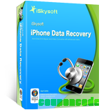 iSkysoft iPhone Data Recovery discount coupon
