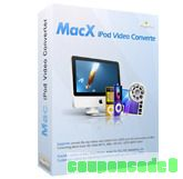 MacX iPod Video Converter discount coupon