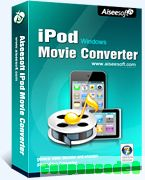Aiseesoft iPod Movie Converter discount coupon