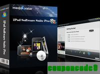 mediAvatar iPod Software Suite Pro discount coupon