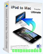 Aiseesoft iPod to Mac Transfer Ultimate discount coupon