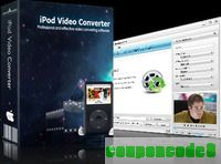 mediAvatar iPod Video Converter for Mac discount coupon