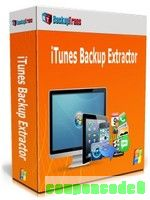 Backuptrans iTunes Backup Extractor (Personal Edition) discount coupon