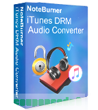 NoteBurner iTunes DRM Audio Converter for Windows discount coupon