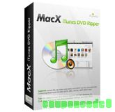 MacX iTunes DVD Ripper discount coupon