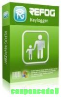 REFOG Keylogger – 3 License discount coupon