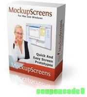 MockupScreens Single User discount coupon