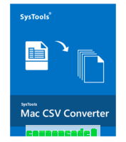 cheap SysTools Mac CSV Contacts Converter