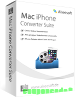 Aiseesoft Mac iPhone Converter Suite discount coupon