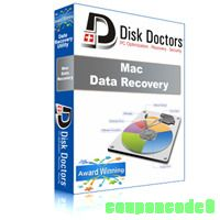 Disk Doctors Mac Data Recovery discount coupon