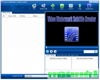 Video Watermark Subtitle Creator Standard Edition discount coupon