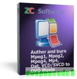 ZC MPEG to DVD Burner discount coupon
