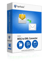 cheap SysTools MSG to EML Converter