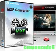 Pavtube MXF Converter for Mac discount coupon