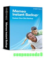 Memeo Instant Backup discount coupon
