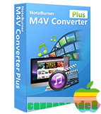 NoteBurner M4V Converter Plus for Mac discount coupon