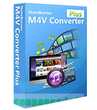 cheap NoteBurner M4V Converter Plus for Windows