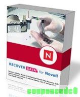 Recover Data for Novell Netware – Corporate License discount coupon