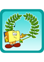 Smarty goes to ancient Olympia discount coupon