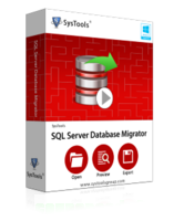 SysTools SQL Server Database Migrator discount coupon