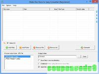 Okdo Doc Docx to Jpeg Converter discount coupon