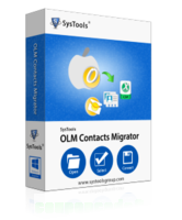 SysTools OLM Contacts Migrator discount coupon