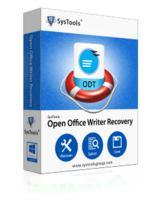 SysTools Open Office Writer Recovery discount coupon